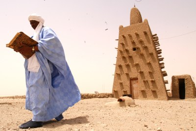 Timbuktu has been a World Heritage Site since 1988 (file photo).