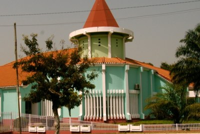 Prime Minister's resident in the capital, Bissau