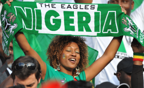 Nigeria's Super Eagles Move Up 5 Places in New FIFA Rankings