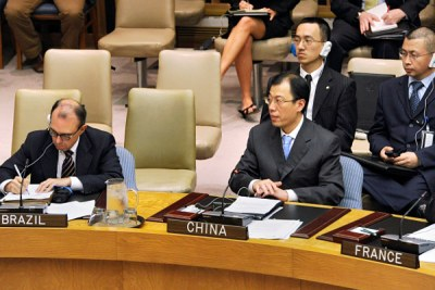 A panel told the United Nations Security Council that...