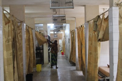 The maternity ward at Murtala Mohammed Specialist Hospital in Kano, Nigeria (file photo).