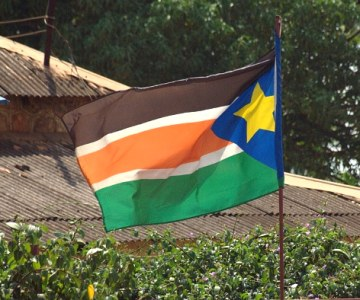 The Birth of South Sudan
