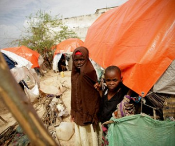 Somalia Suffers from Worst Drought in Century