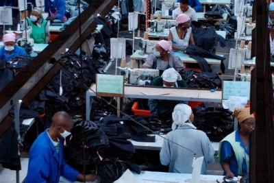The country is one of Africa's largest textile manufacturers.