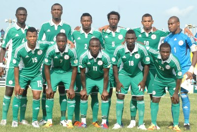 Super Eagles Nigeria national team