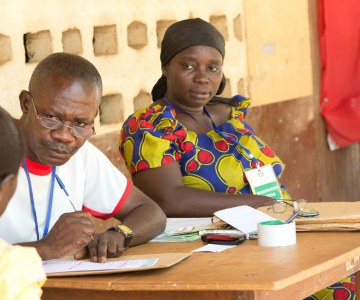 Ghana's Presidential Elections  2012