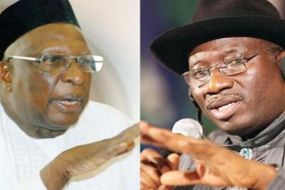 PDP BoT race: Tukur and Jonathan