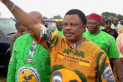 Chief Willie Obiano.