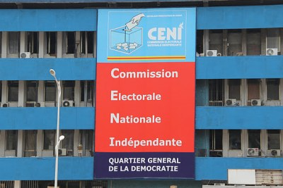 DRC Electoral Commission