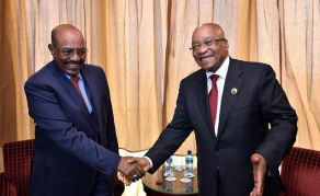 South African Party Lays Charges Over al-Bashir 'Escape'