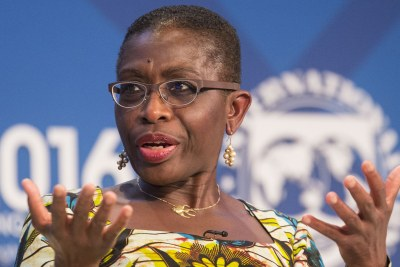 IMF Africa director Antoinette Sayeh said Mozambique's initial failure to disclose borrowing of more than one billion U.S. dollars