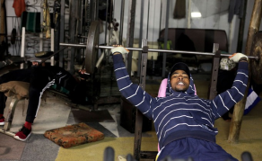 Homemade South African Gym Aims to Foster Community Pride