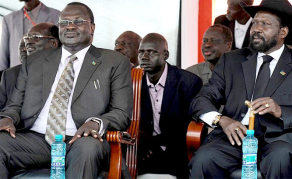 Riek Machar Excluded From South Sudan Peace Talks