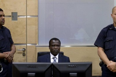 Lord's Resistance Army's Dominic Ongwen on trial at ICC.