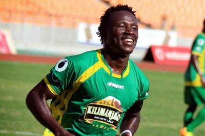 Simon Msuva continued with his prolific goal scoring form.
