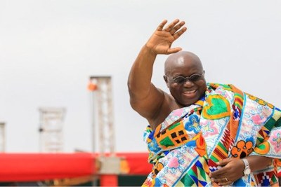 Nana Addo Dankwa Akufo-Addo was duly sworn in as the President of the Republic of Ghana at the Black Star Square, Accra on Saturday, January 7.