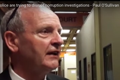 Paul O'Sullivan (Screenshot).