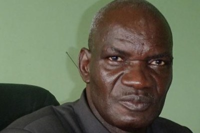 Harrison Karnwea, a staunch member of the ruling Unity Party who's defected.
