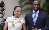 Nigeria's Estranged Celebrity Couple Strap Up for War