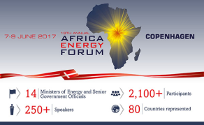 L'African Energy Forum en juin à Copenhague