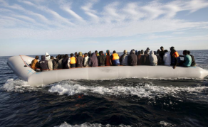 Smugglers Throw African Migrants Overboard