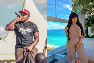 Beef season? - Khaligraph Jones VS Vera Sidika.