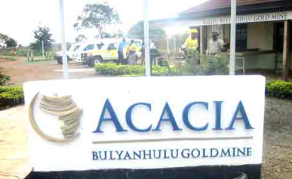Tanzania's Acacia Shares Plunge After Magufuli's Probe Report