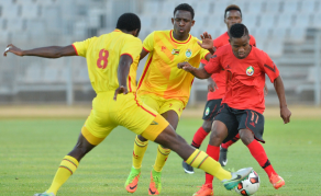 Zimbabwe Warriors Massacre Mozambique's Os Mambas
