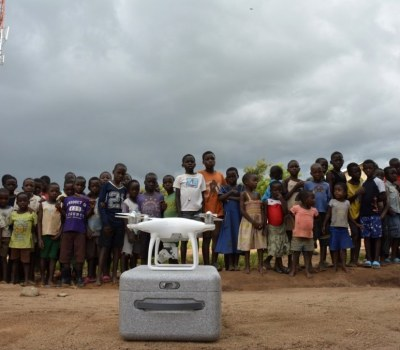Drones - From Killing Machines to Agents Of Hope in Africa