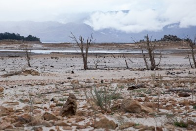 Theewaterskloof Dam in drought stricken Western Cape (file photo).
