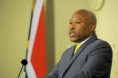 Governor of the South African Reserve Bank Lesetja Kganyago.