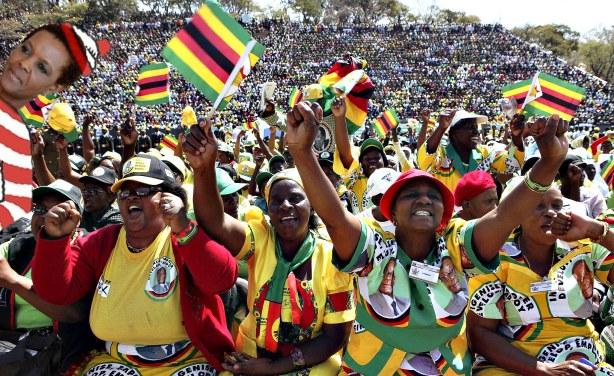 Where Is Zimbabwe First Lady Grace Mugabe AllAfricacom - Where is zimbabwe