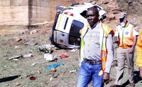 South African Officials Offer Horror Crash Victims' Families Aid
