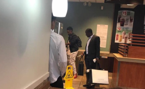 Like Mother Like Son - Mugabe's Son Spotted Shopping in New York