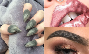 Weird Beauty Trends We Could Probably Do Without - Do you Agree?