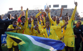History-Making Ellis Named South Africa's New Banyana Coach