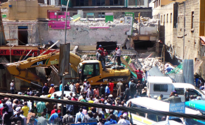 Kenya Building Collapse - Death Toll Rises