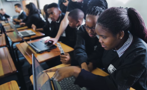 South African Teens Launch Africa's First Private Satellite