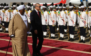Turkey, Sudan Sign Deal to Fight Terrorism