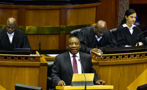 Ramaphosa Speaks on South Africa's 'Original Sin', Corruption