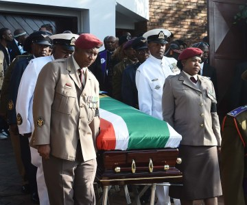 South Africa Bids Farewell to Mama Winnie
