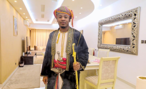 Tanzanian Singer AliKiba Says 'I Do' in Kenya