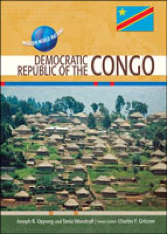 Democratic Republic of the Congo (Series: Modern World Nations) (2007)