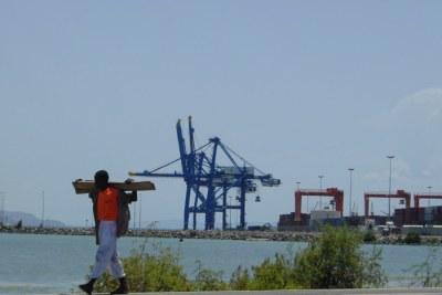 (Photo d'archives) - Le port de Djibouti