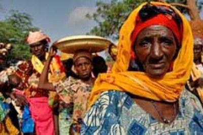 Famine en Afrique de l'Ouest