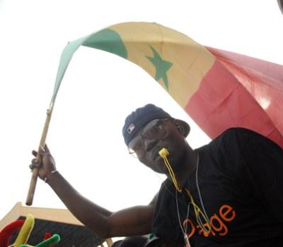 Senegal v. Algerie, 1:0