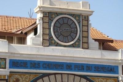La gare routière de Dakar