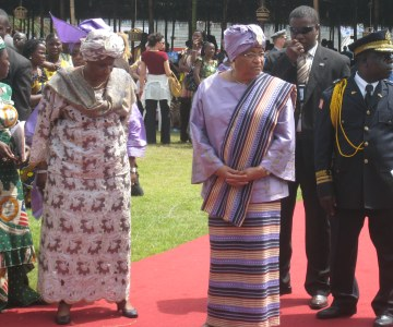 Women's Colloquium, Liberia
