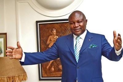 Pierre- Claver Manganga Moussavou