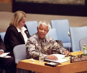 Nelson Mandela, Statesman